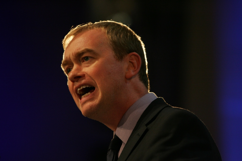 Tim Farron speech